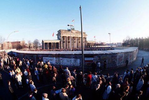 Porte de Brandebourg décembre 1989