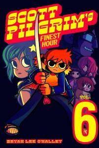 Couverture de la bande dessinée Scott Pilgrim