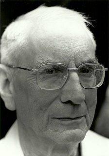 Portrait de Pierre Hadot