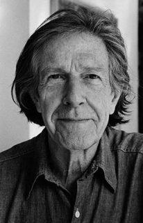 Portrait photographique de John Cage
