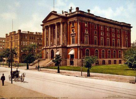 Campus du MIT en 1901