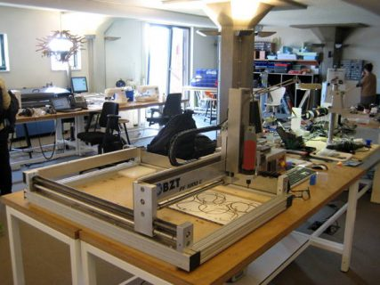 Fab Lab d'Amsterdam
