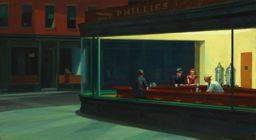 Nighthawks d'E. Hopper
