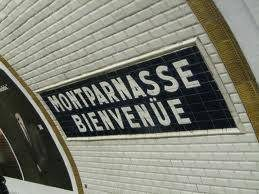 Photographie de tunnel du métro parisien