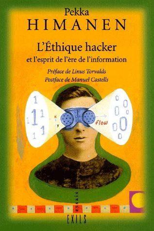 Couverture du livre L'éthique Hacker
