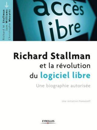 Couverture du livre Richard Stallman