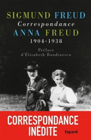 Sigmund Freud et sa fille Anna
