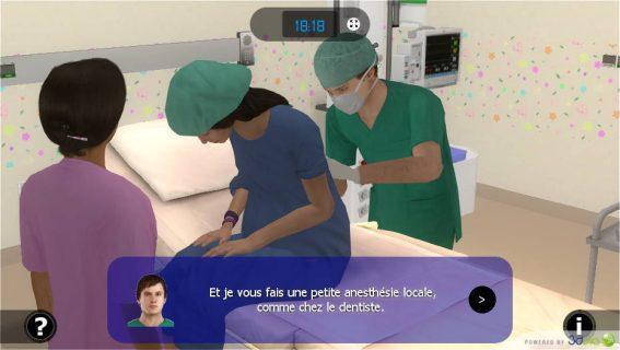Image du jeu vidéo Born to be alive 3D