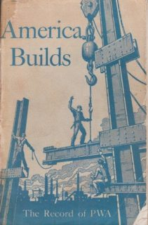 America Builds, couverture
