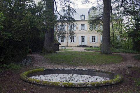 Jardins de George Sand à Nohant