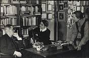 James Joyce à la librairie