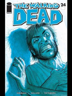 visuel de l'album Walkind dead #24