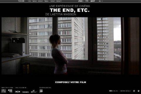 Image extraite du webdoc This is the  end, etc.