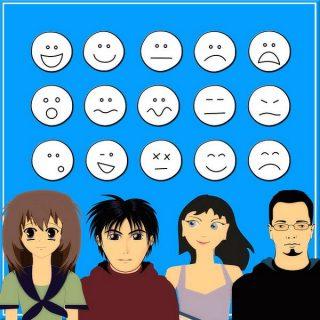 planches d'émoticônes et autres avatars