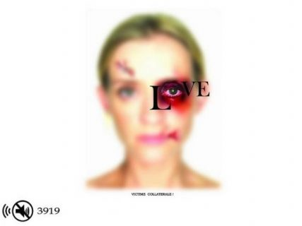 affiche de campagne anti-violence conjugale