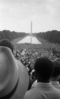 Vue générale de la marche, 28/08/1963