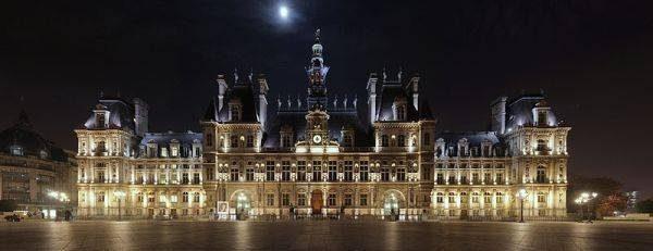 Photo de l'Hotel de ville de Paris