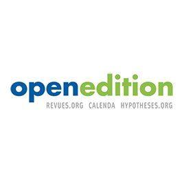 logo extrait du portail Open Edition