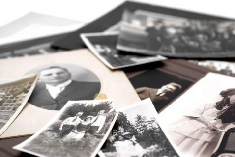 image de photos de famille
