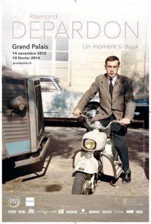 Affiche de l'exposition Raymond Depardon : un moment si doux