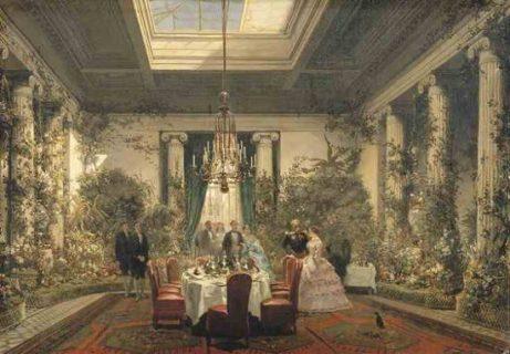 Salon de la Princesse Mathilde, Rue de Courcelles