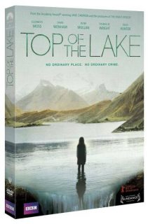 DVD de la série Top of the lake