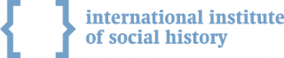 logo de l'IISH (International Institute of Social History)