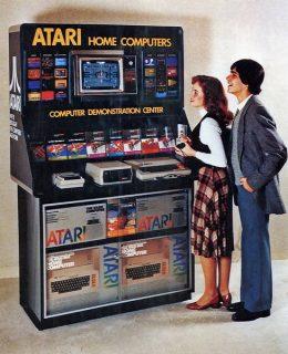 Publicité Atari