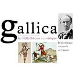 logo de Gallica-BnF