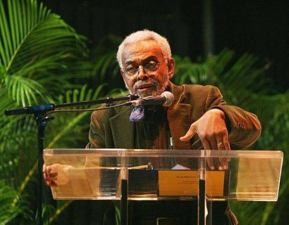 Photo d'Amiri Baraka