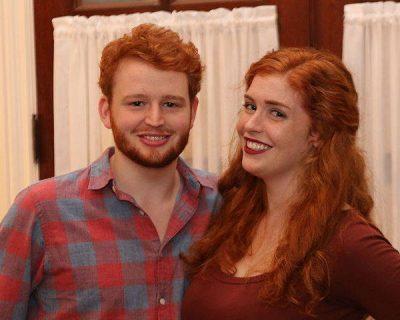 Jumeaux aux cheveux roux