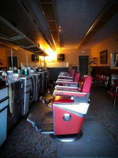 Salon de barbiers