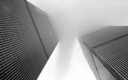 Brouillard sur les tours