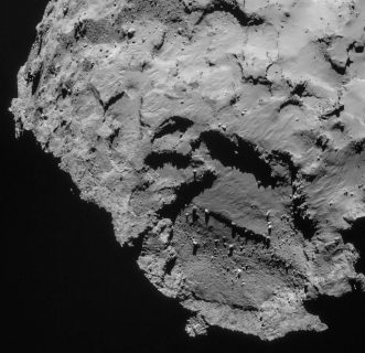 Mission Rosetta : le site d'atterrissage