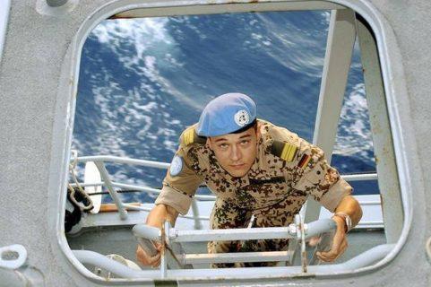 soldat de l'ONU