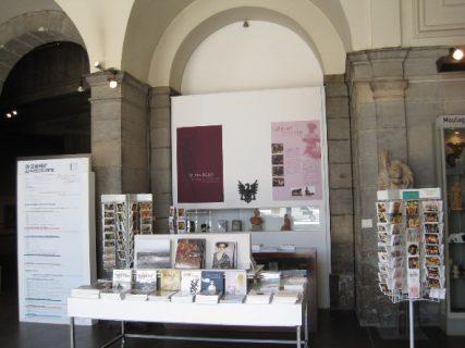 une boutique de musée, Besançon