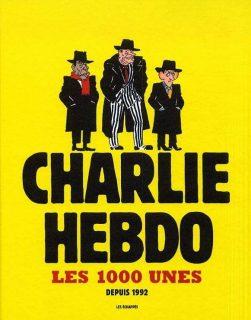 Couverture du livre les 1000 unes de Charlie