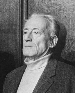 Photo du philosophe Henri Lefebvre, 1971
