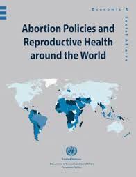 Rapport 2014 de l'ONU sur les politiques publiques de l'avortement à travers le monde