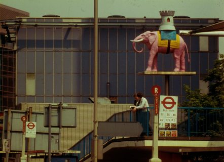 image du film LONDON de Patrick Keiller