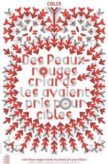 Affiche réalisée pour le mot Cibler