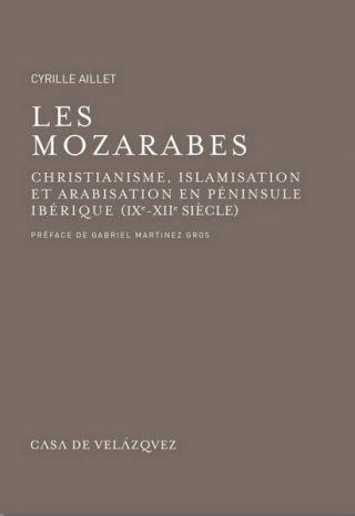couverture du livre Les Mozarabes