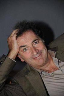 François Morel de face
