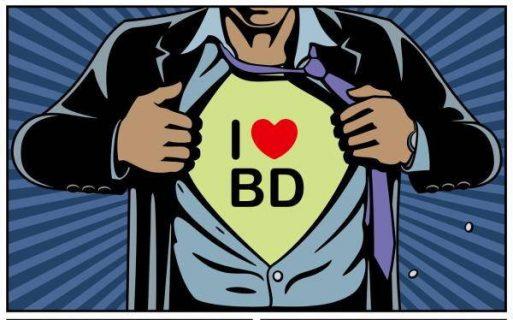 Super héros de BD