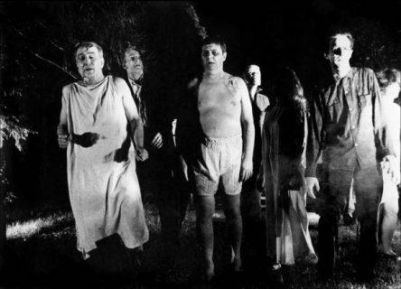 Image extraite de la Nuit des morts-vivants