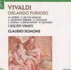 """Album """"Orlando Furioso"""" chez Erato"""