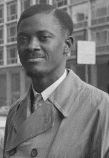 Portrait de Patrice Lumumba