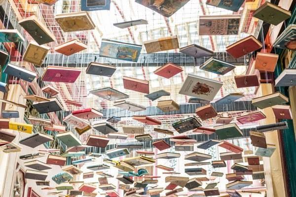 Photo de livres