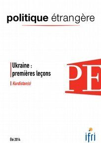 Article de Philippe Lefort dans la revue Politique étrangère 2014/2. En ligne sur le site Cairn.info