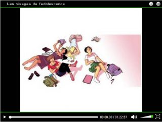 Web TV / Web Radio : Les visages de l'adolescence